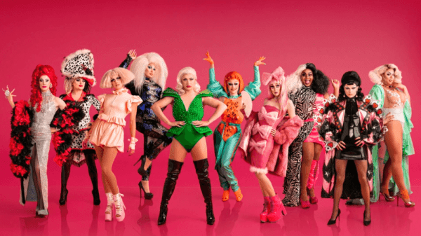 WERRRK.com Interviews the Queens of RuPaul's Drag Race UK! 25