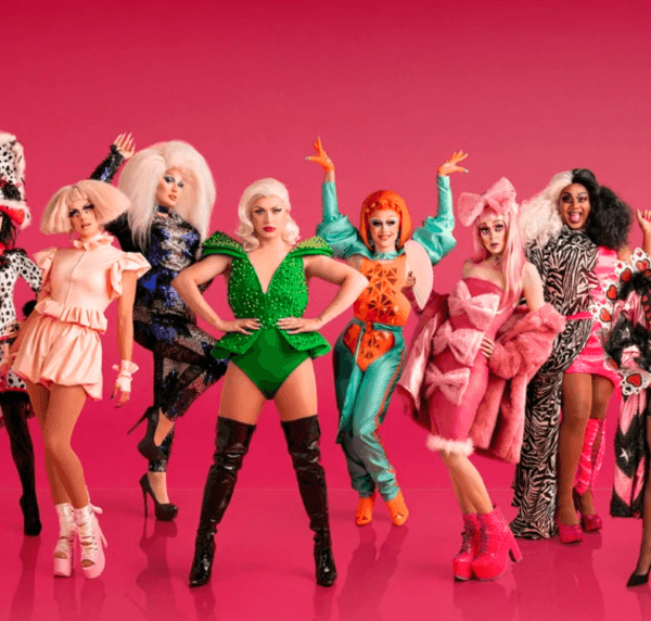 WERRRK.com Interviews the Queens of RuPaul's Drag Race UK! 74