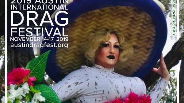 Austin International Drag Festival Headliner Announcement: Tora Himan 75