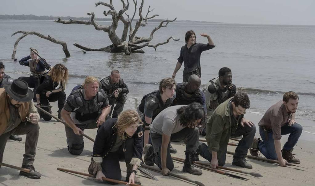 What The Walking Dead: Season 10 73