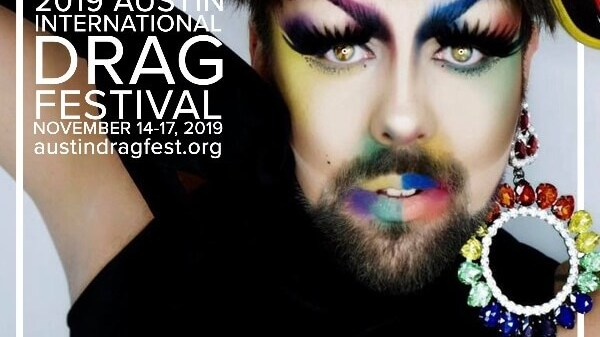 Austin International Drag Festival Headliner Announcement: EmmaSis 38