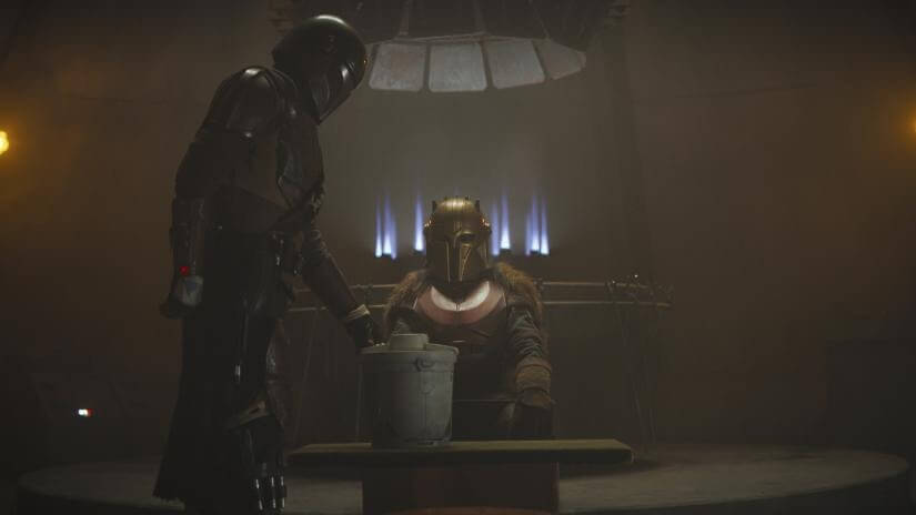 "The Pandalorian: Panda Recaps Disney+'s ""The Mandalorian"" Ep 3 75"