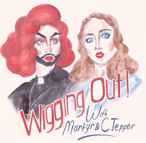 Wigging Out Podcast 73
