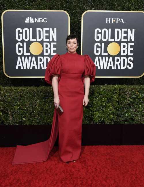 A Haute Second with Spencer: The Golden Globes 2020 14