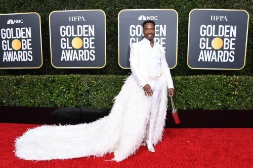 A Haute Second with Spencer: The Golden Globes 2020 10
