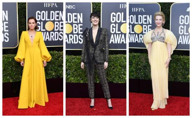 A Haute Second with Spencer: The Golden Globes 2020 15