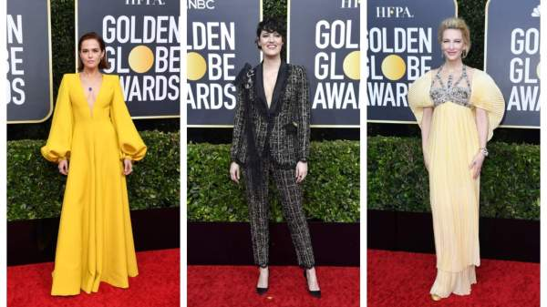 A Haute Second with Spencer: The Golden Globes 2020 138
