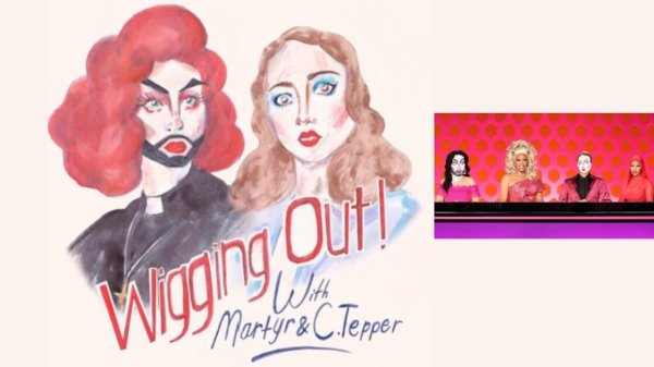 Wigging Out Podcast: RPDR Season 12 (Ep 22) 76