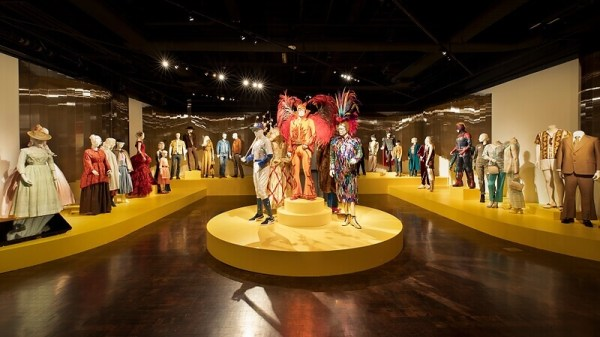 "A Haute Second with Spencer: The 28th ""Art of Motion Picture Costume Design"" Exhibition 96"