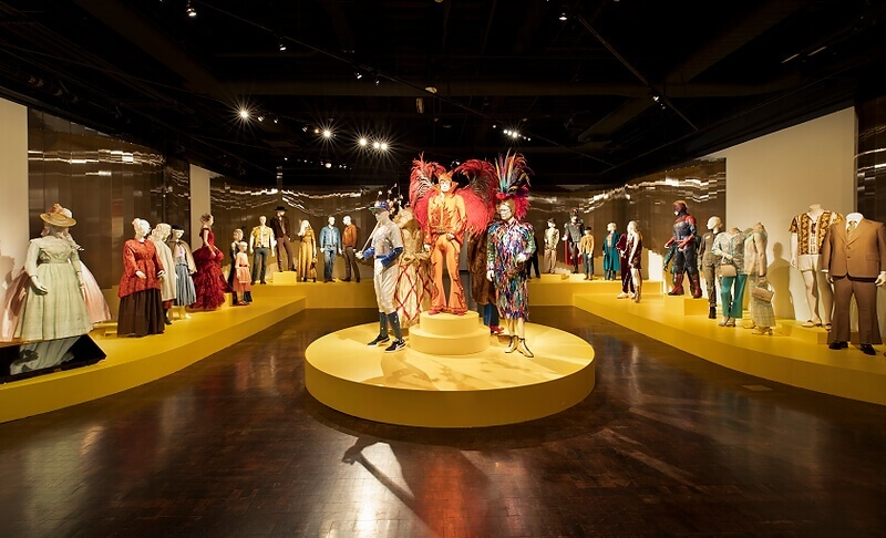 """A Haute Second with Spencer: The 28th """"Art of Motion Picture Costume Design"""" Exhibition 88"""
