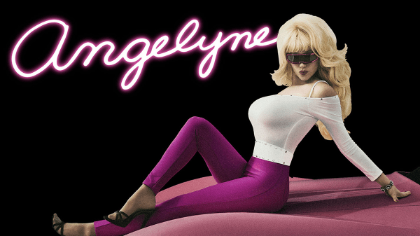 The Angelyne Trailer Busts Out! 90