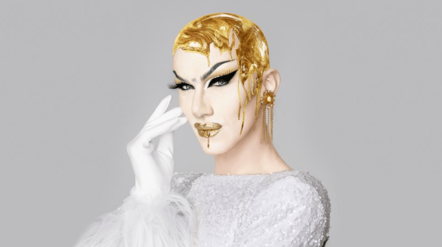 Sasha Velour's Nightgowns: A Perfect Fit For Quibi 5