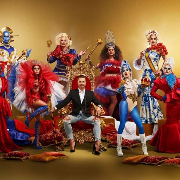 Meet the Queens of Drag Race Holland 73