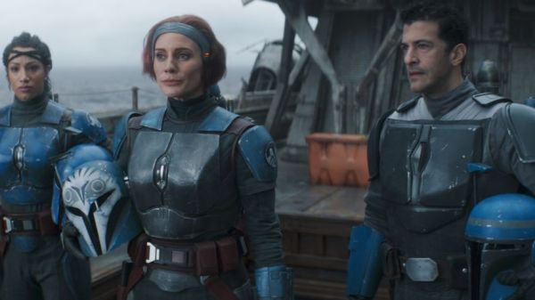 The Pandalorian Recaps: The Mandalorian Episode 2.3 66
