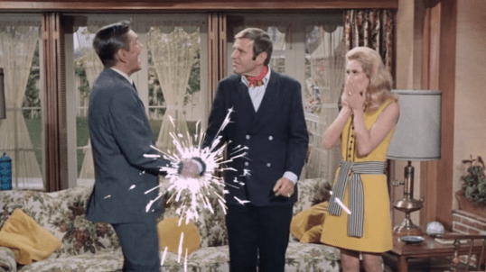 An Ode To Uncle Arthur from 'Bewitched' 4