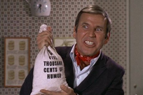 An Ode To Uncle Arthur from 'Bewitched' 5