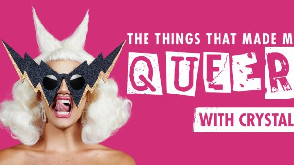 "Meow Mixx: Crystal launches ""The Things That Made Me Queer"" 10"
