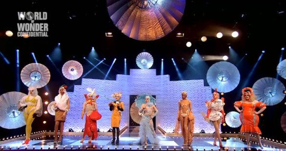 RuPaul's Drag Race UK: U K Hun? (S02 E05) 10