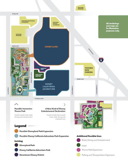 DisneylandForward: Plans Emerge for Post Covid Expansion 3