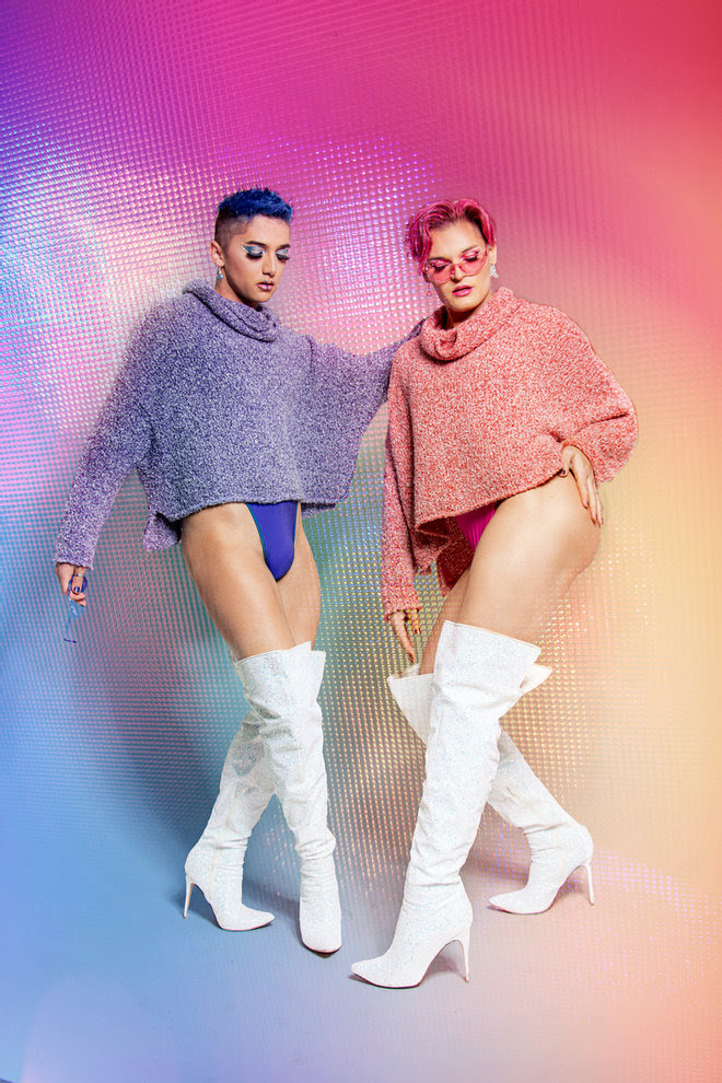 Party Favors Celebrate Queer Identity, Passion, and Romance with Debut Album 'Who We Are' 1