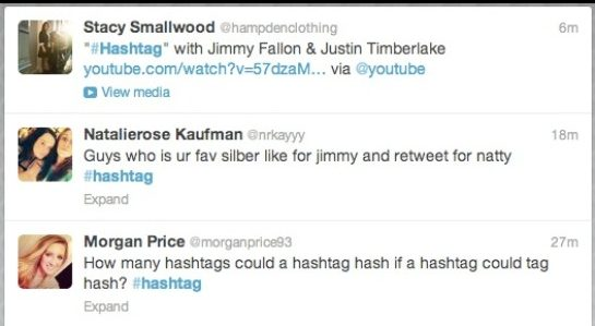hashtagtwitter