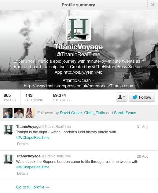 TitanicRealTime