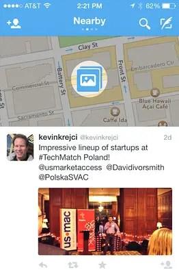 Nearby_tweets_app
