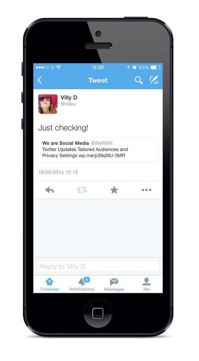 embedded-tweet-on-twitter.com mobile wersm