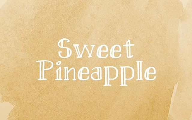 wersm-creative-fonts-sweet-pineapple