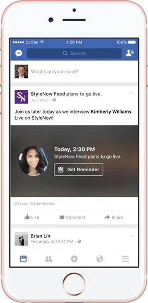 wersm-facebook-live-schedule-reminder
