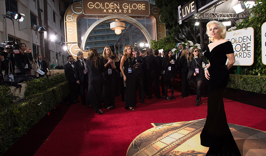 Watch The Goldenglobes Red Carpet Action Live On Twitter