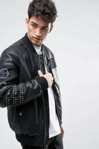 wersm-asos-Faux-Leather-Bomber-Jacket