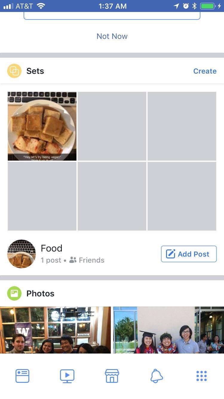 Facebook Takes On Pinterest By Testing New 'Sets' Feature ...