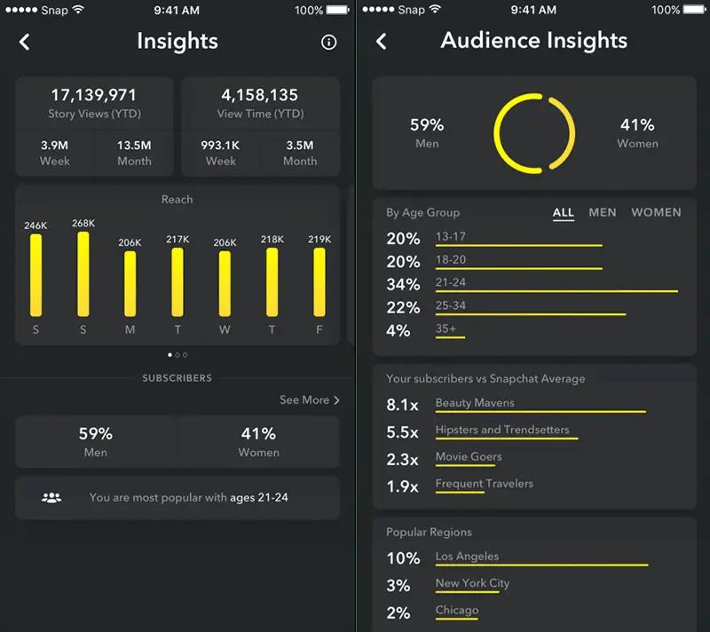 wersm-snapcaht-audience-posts-insights