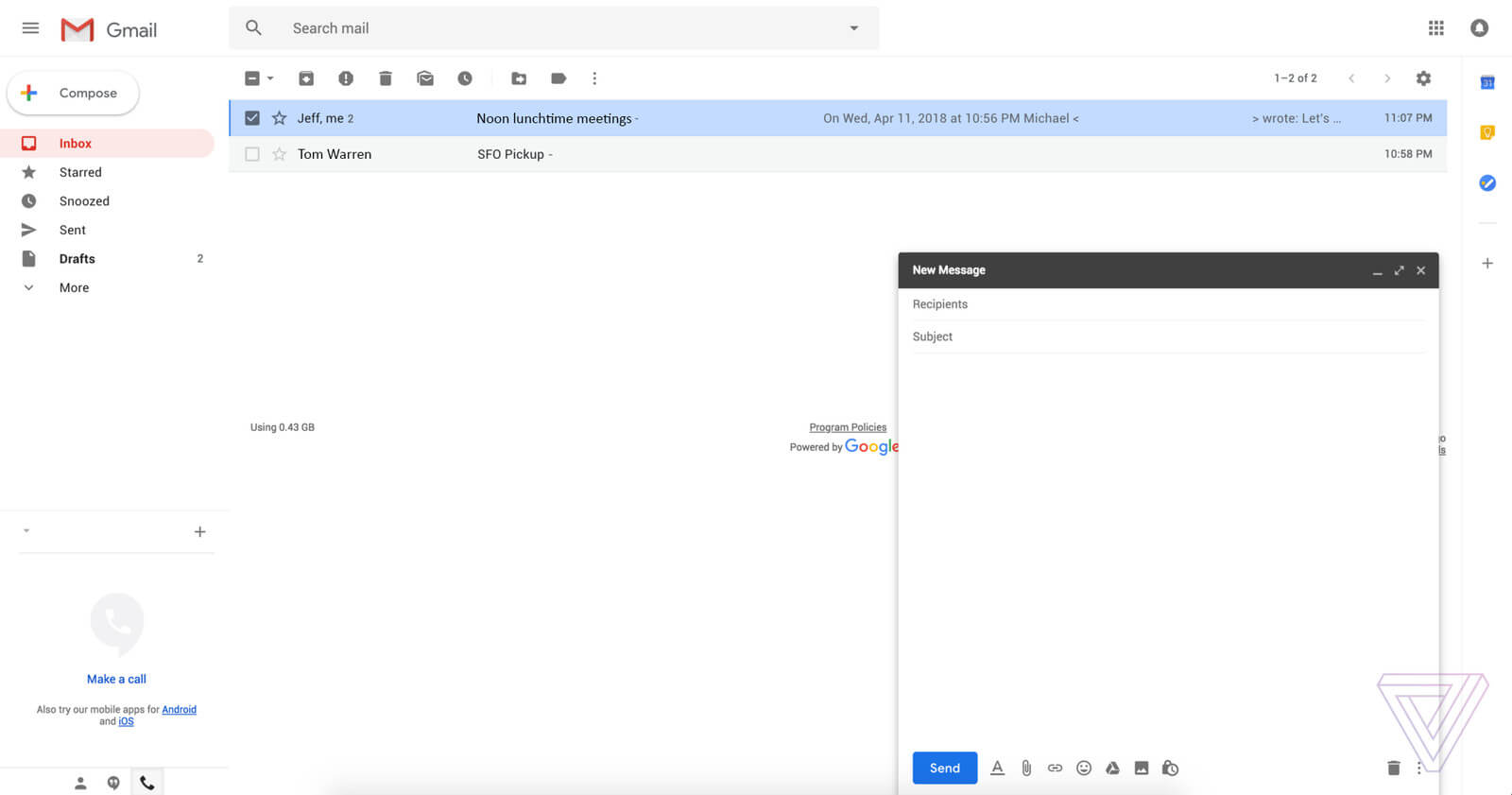 Gmail Confidential Mode Brings Self-Destructing Emails And Identity Verification For Recipients