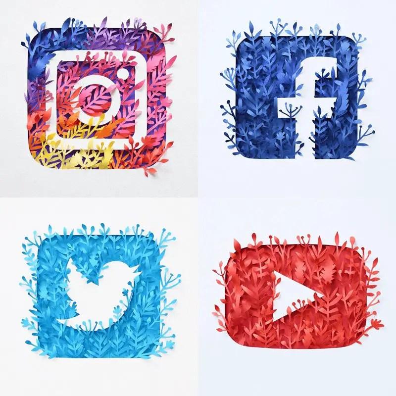 wersm-social-media-paper-art-margaret-scrinkl