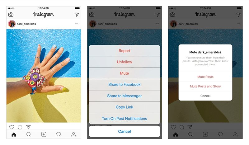 wersm-instagram-mute-button-example