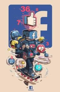 wersm-social-media-humanoid-facebook
