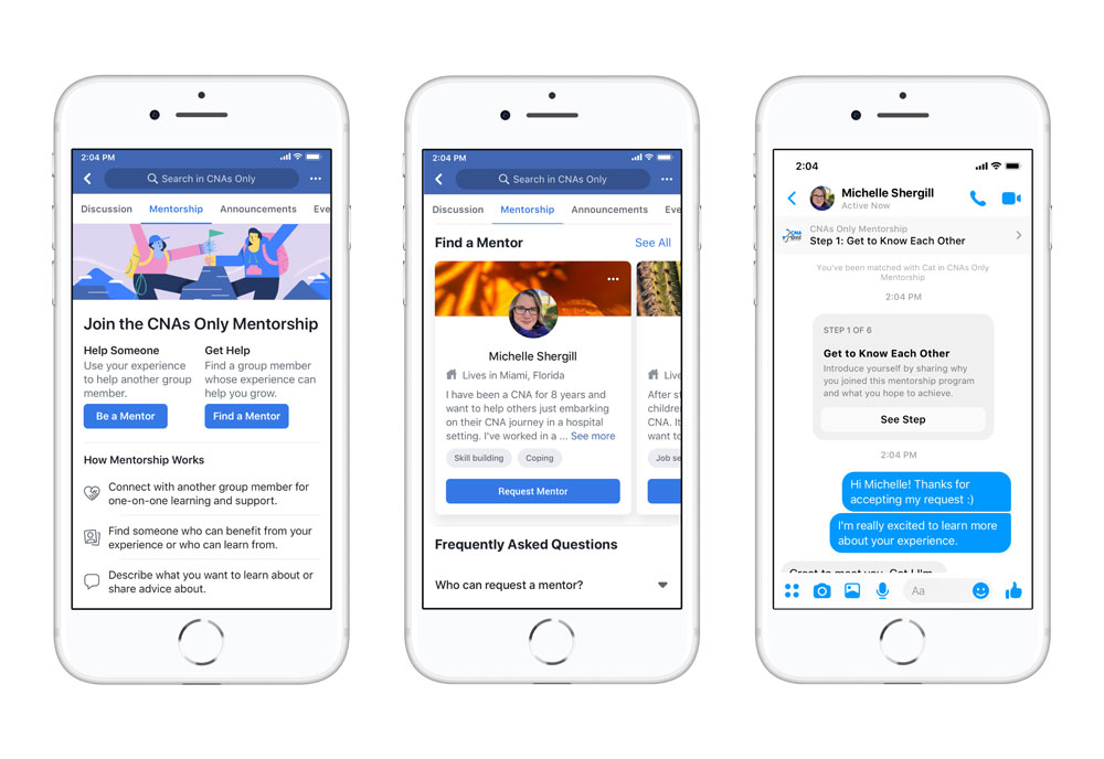 Facebook Launches New Tools And Resources To Help People