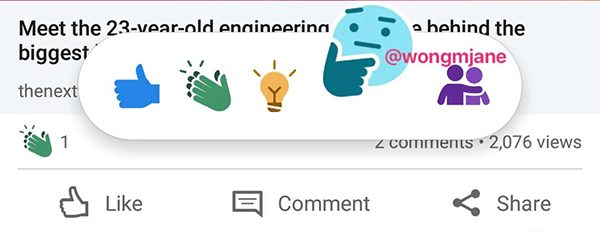 wersm-linkedin-reactions