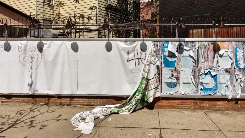 New york paused billboards