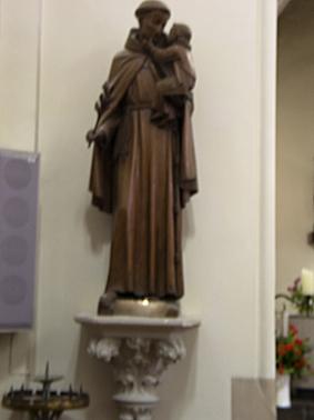 Heilige Antonius