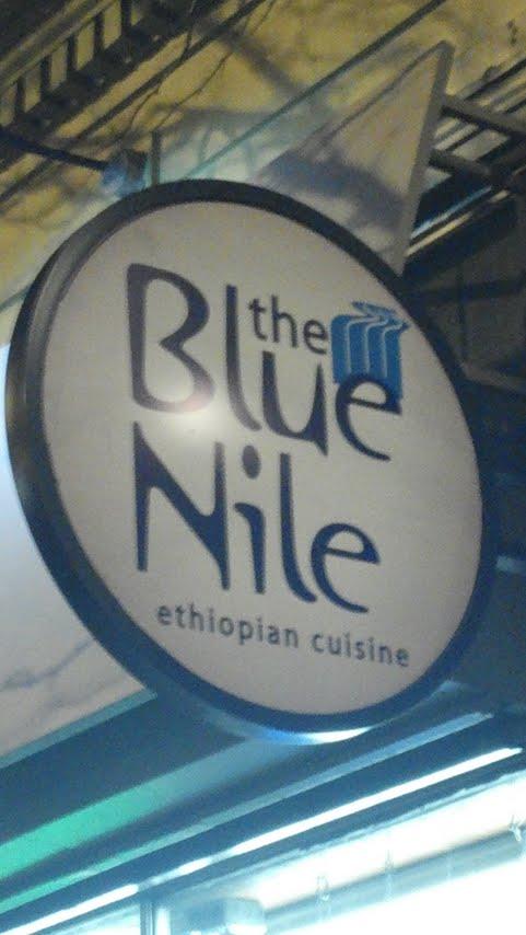 Blue Nile - Ethiopian Cuisine (1/3)