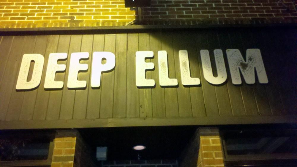 Deep Ellum - Drink Den (1/4)