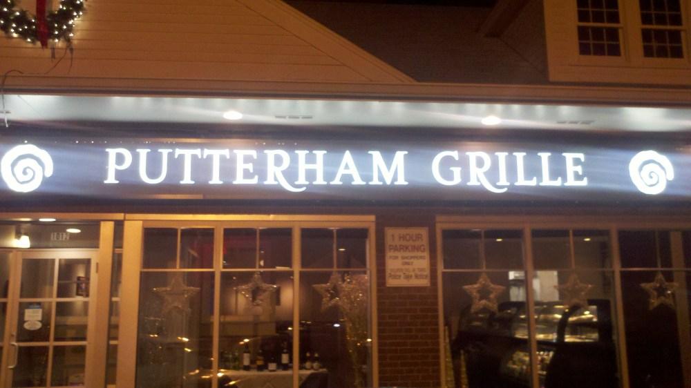 Putterham Grille - Greek Grub (1/5)