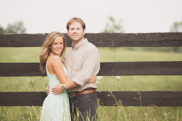 Lexington Kentucky Engagement Session Photographer