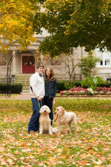 Lexington, KY Engagement : Emily & Chance