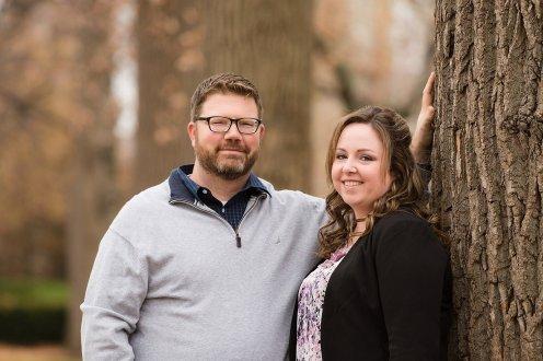 Lexington, KY Engagement : Brittany & Travis
