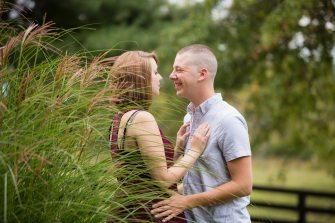 Warrenwood Manor Engagement Session : Danville, KY