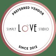 Simply Love Studio Text Logo